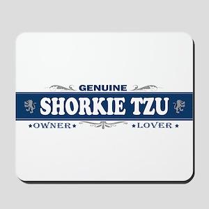 SHORKIE TZU Mousepad