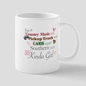 SOUTHERN SASSIN' KINDA GIRL Mugs