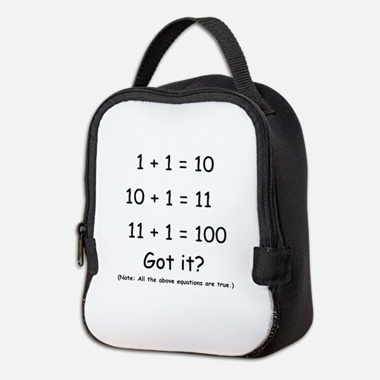 2-Got it Neoprene Lunch Bag