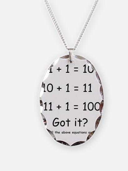 2-Got it Necklace
