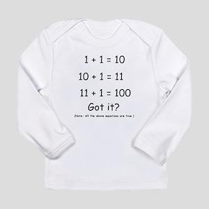 2-Got it Long Sleeve Infant T-Shirt