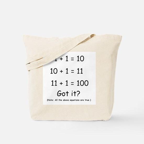 2-Got it Tote Bag