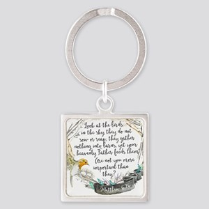 Birds in the Sky Keychains