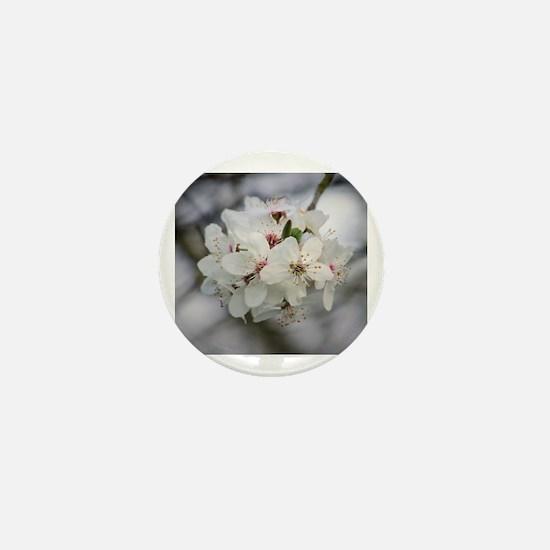 Cute Blossom Mini Button