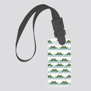 Bunch O Bullfrog Small Luggage Tag