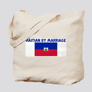 HAITIAN BY MARRIAGE Tote Bag