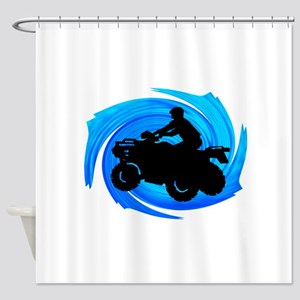 ATV Shower Curtain