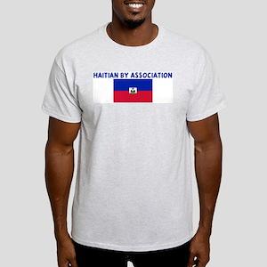 HAITIAN BY ASSOCIATION Light T-Shirt