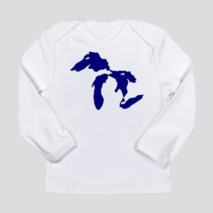 Great Lakes Long Sleeve T-Shirt