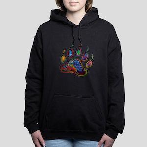 TRACK Women's Hooded Sweatshirt