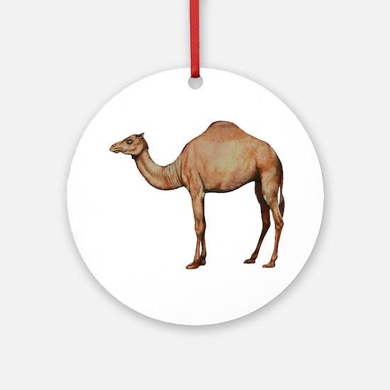 DESERT Round Ornament
