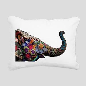 TRIBUTE Rectangular Canvas Pillow