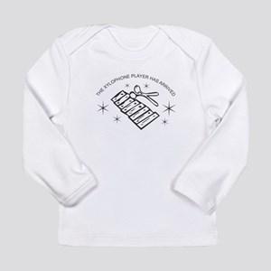 Xylophone Player Long Sleeve T-Shirt