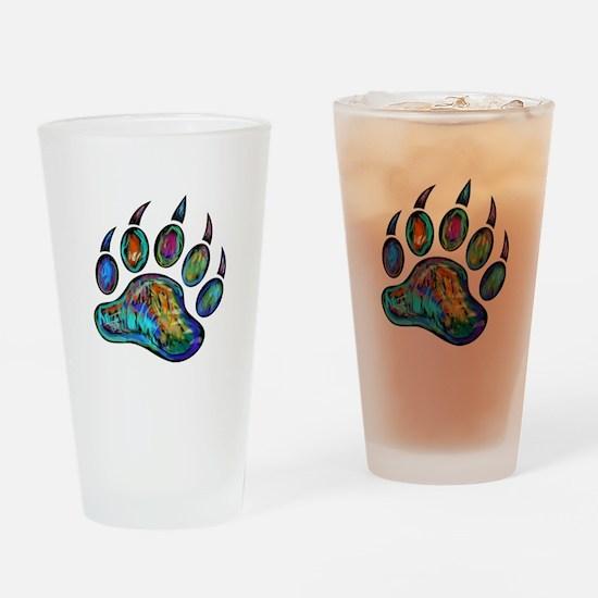 TRACKS Drinking Glass