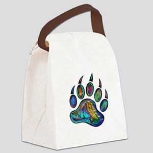 TRACKS Canvas Lunch Bag