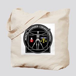 Medical Examiner Tote Bag