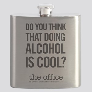 Do You Think That Doing Alcohol Is Cool? Flask