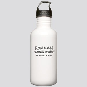 Sue Grafton - On Writi Stainless Water Bottle 1.0L