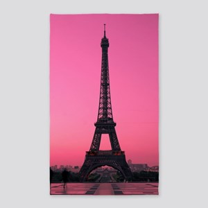 Eiffel Tower Area Rug