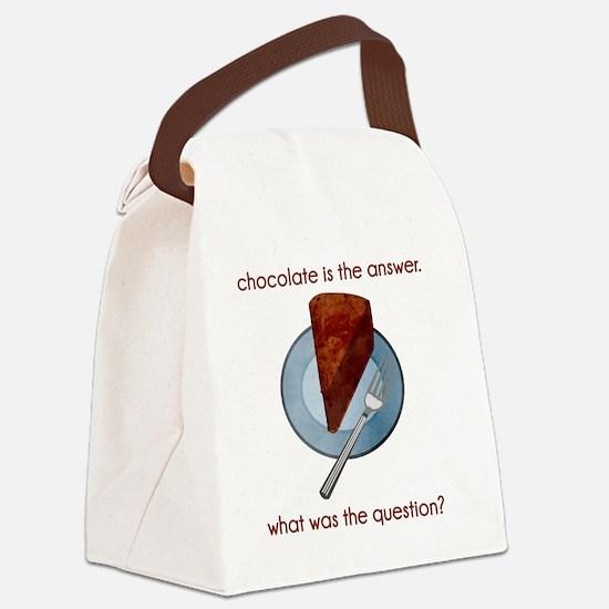 Unique Artisan foods Canvas Lunch Bag