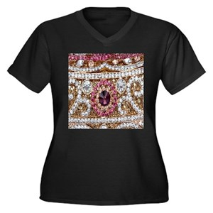 22e3be7e3e31 Bling Women s Plus Size T-Shirts - CafePress