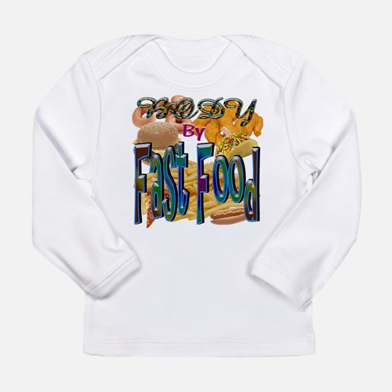 Body By Fast Food Long Sleeve T-Shirt