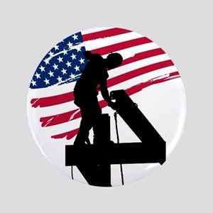 Ironworker Button