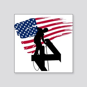 Ironworker Sticker
