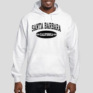 Santa Barbara Hooded Sweatshirt