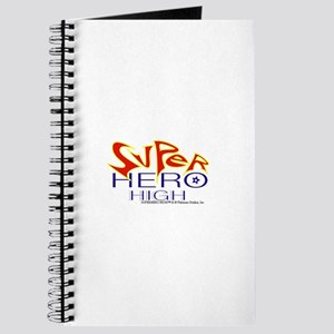Superhero High Journal