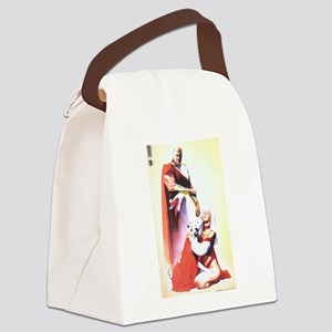 Supreme Canvas Lunch Bag