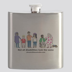 Not all disabilities... Flask