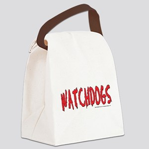 Watchdogs Canvas Lunch Bag