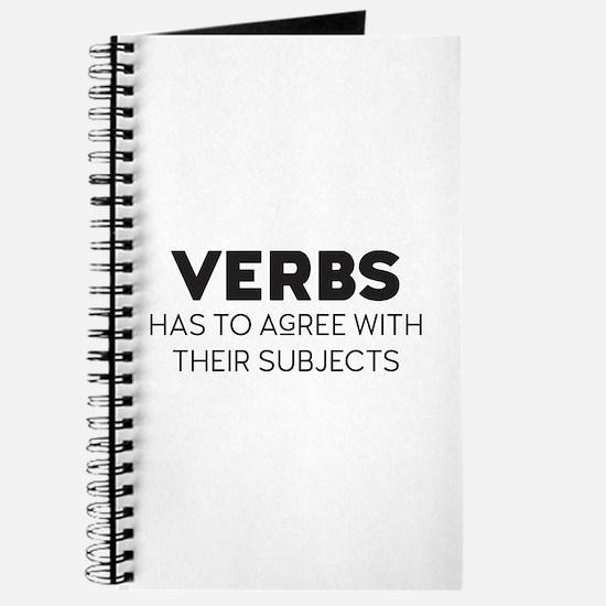 Verbal Agreement Journal