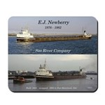 E.j. Newberry Mousepad