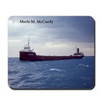 Merl M. Mccurdy Mousepad