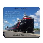 William G Mather Mousepad