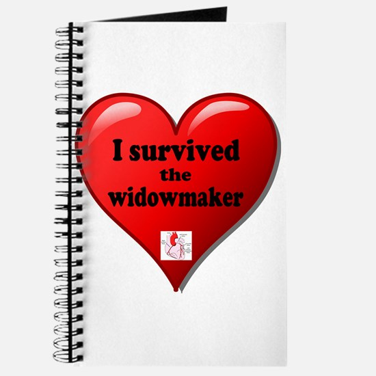 I Survived the Widowmaker Journal