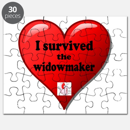 I Survived the Widowmaker Puzzle