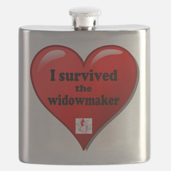 I Survived the Widowmaker Flask
