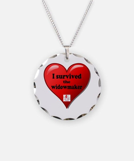 I Survived the Widowmaker Necklace