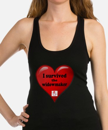 I Survived the Widowmaker Racerback Tank Top