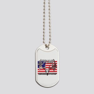 Trump Redneck Approved 2 Dog Tags