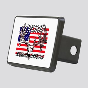 Trump Redneck Approved 2 Rectangular Hitch Cover