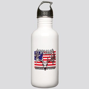 Trump Redneck Approved Stainless Water Bottle 1.0L
