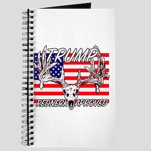 Trump Redneck Approved 2 Journal