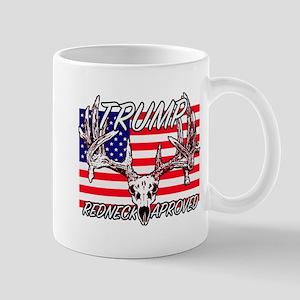 Trump Redneck Approved 2 Mug