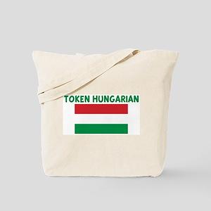 TOKEN HUNGARIAN Tote Bag