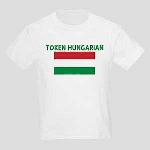 TOKEN HUNGARIAN Kids Light T-Shirt