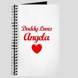 Daddy Loves Angela Journal